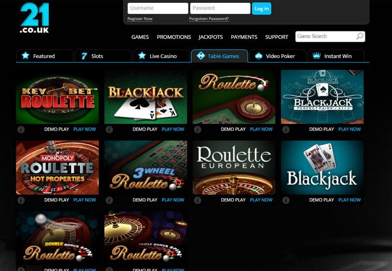 Casino Online Co Uk