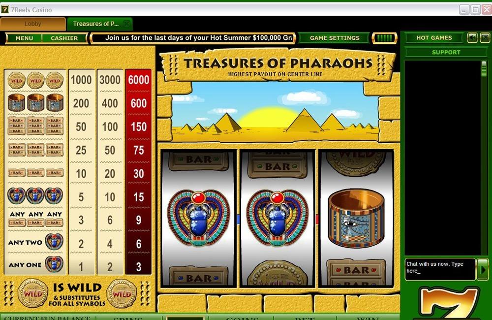 7 Reels Casino Online