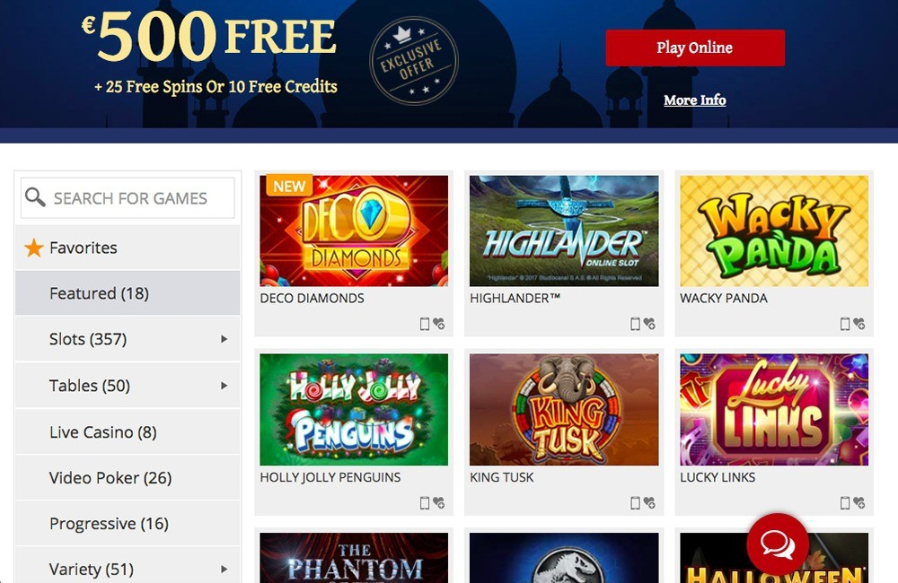 best online casinos for australian players