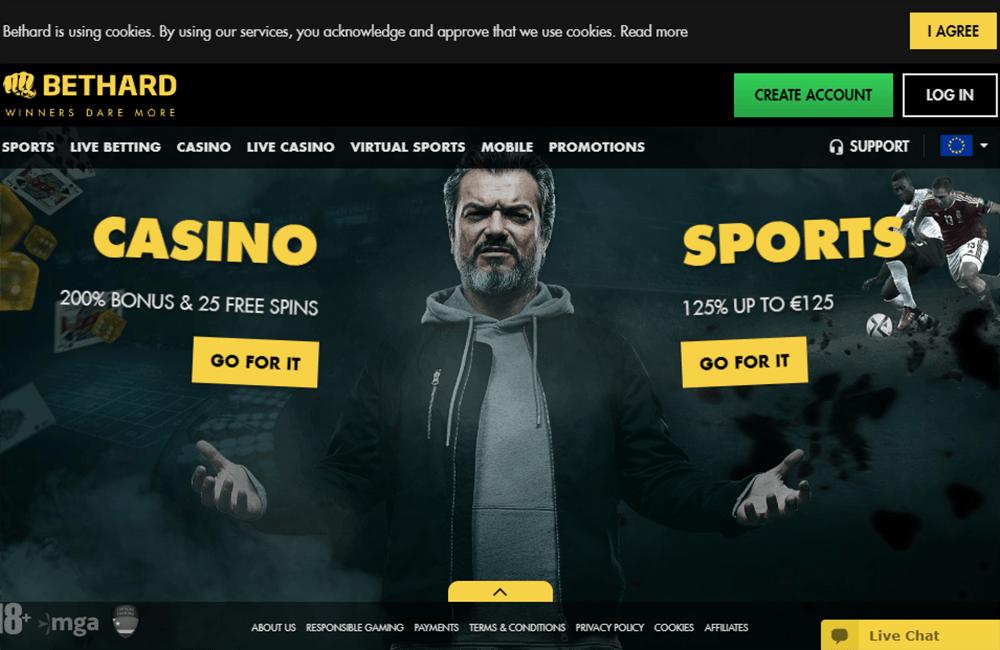 Non sticky bonus casino