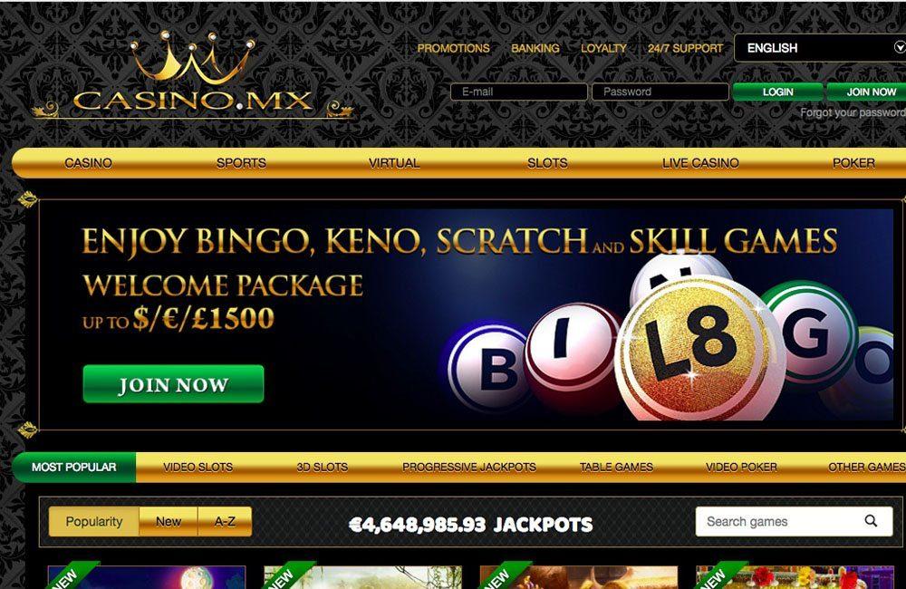 Casino Mx