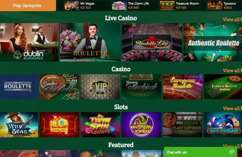 Dublinbet Casino Bonus Codes 2021
