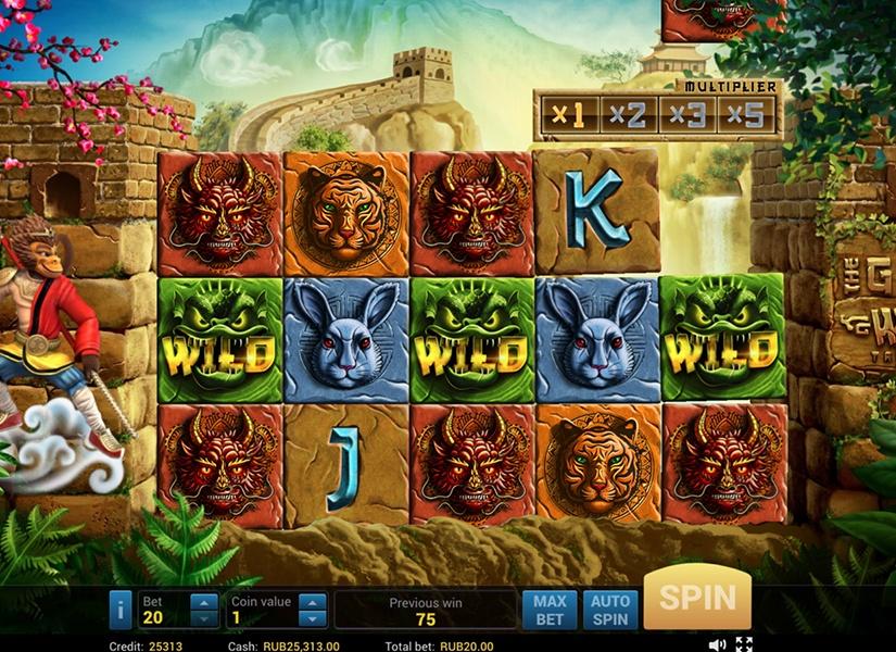 Great wall slot machine free play 2 year old baby brain development games