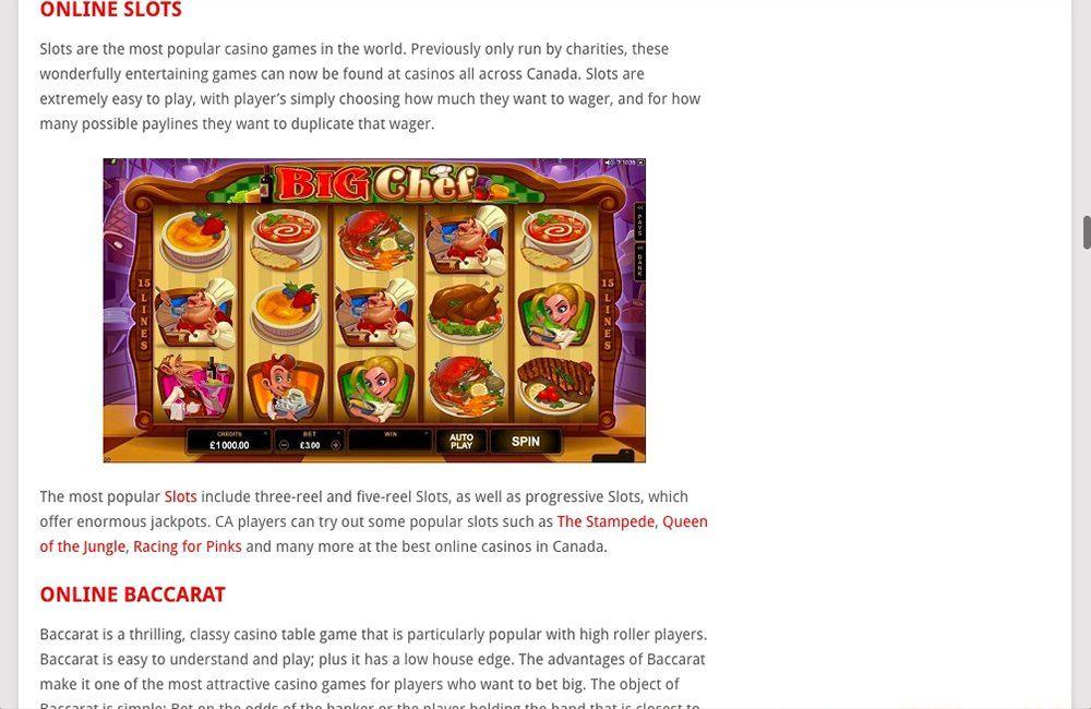 Maple Casino Download