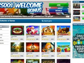 Play mobile online casino canada