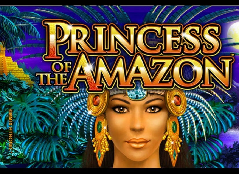 princess of the amazon slot machine online