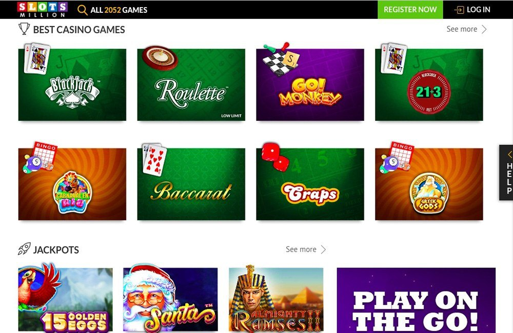 Slot Millions