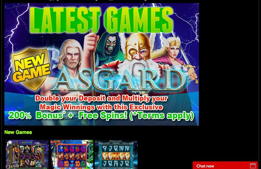 Online Vegas Gambling