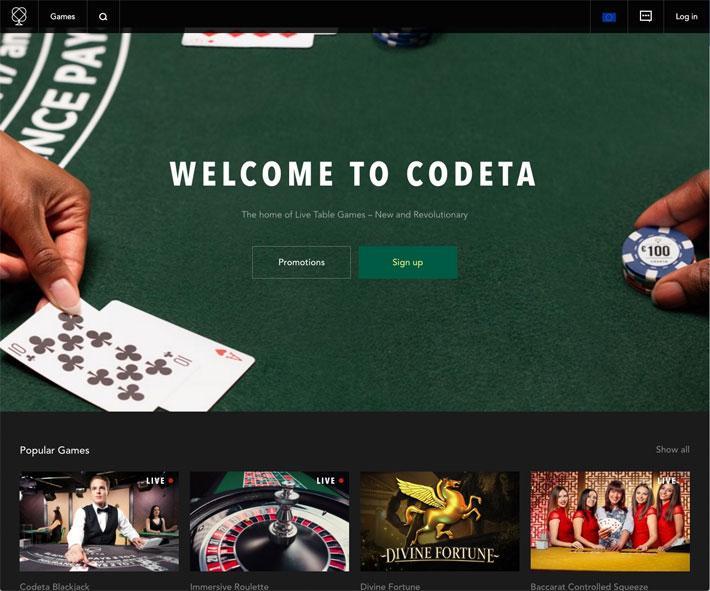 Codeta Casino Canda Review