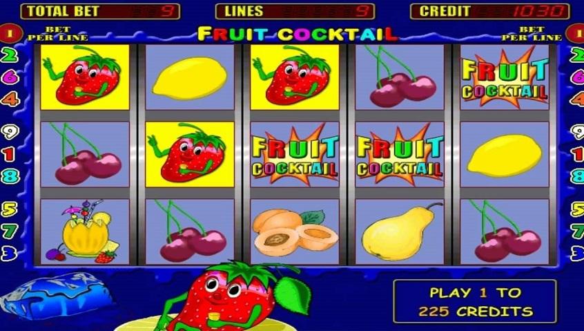 Online Slot Fruit Cocktail