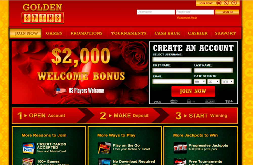 Golden Spin Casino